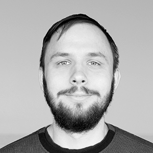 Headshot of Aivaras Ciurlionis - developer at YellowDog