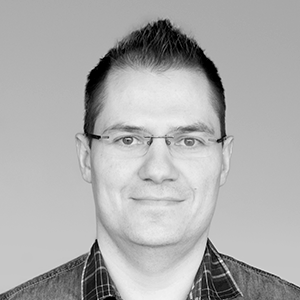 Headshot of Justas Sperauskas - development team leader at YellowDog