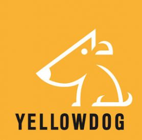 YellowDog Logo - Limitless Compute platform for cloud rendering and financial services batch processing