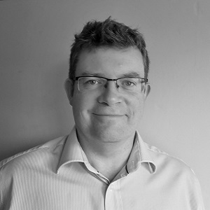 Headshot of Niall Kennedy, Product Manager for YellowDog in Financial Services